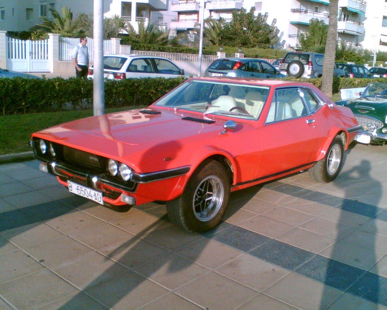 1972 Barreiros Dodge 3700 Boulevard by Serra, Spain