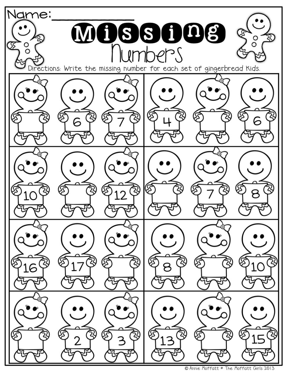 045 Worksheet 18 Free Printable Christmas Maths Worksheets Christmas Math Worksheets Christmas Math Winter Math [ 1258 x 972 Pixel ]