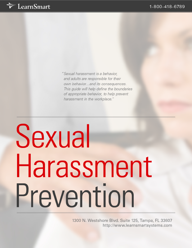 Pdf sexual harassment