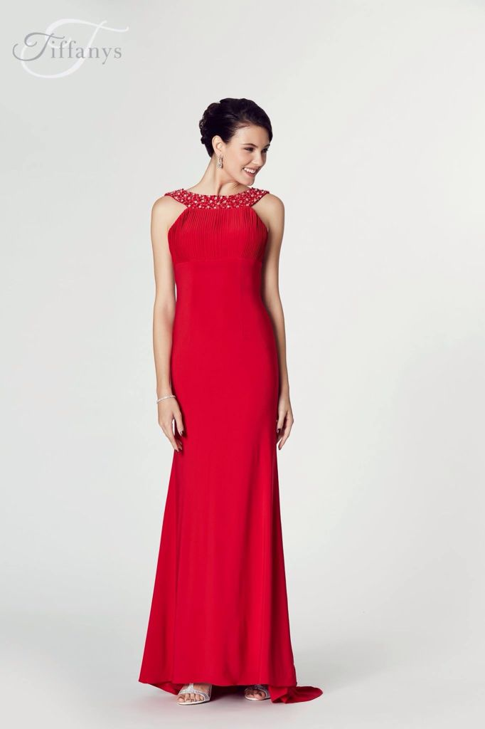Tiegan By Tiffany Prom Red Prom Dress Available At Bridal Oasis