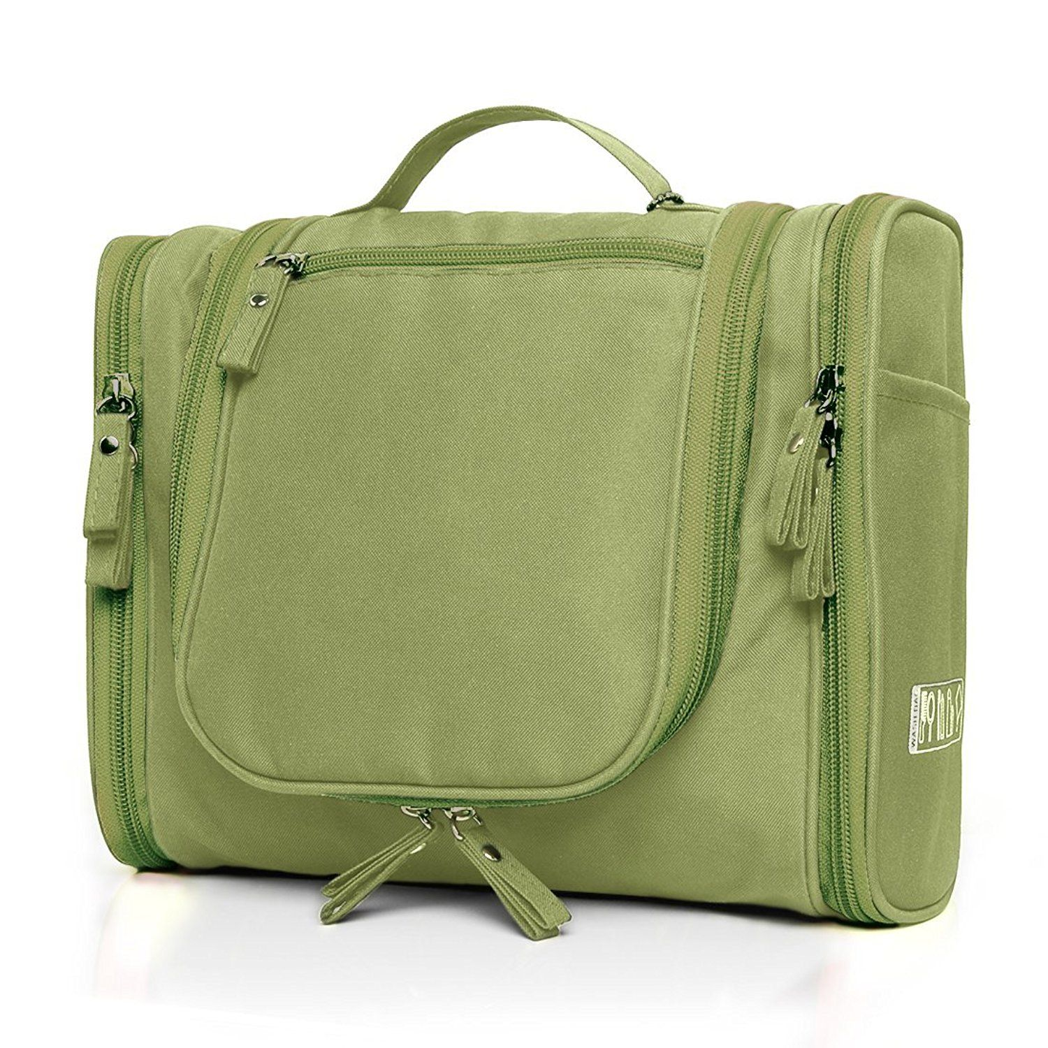 077a609694e8 Heavy Duty Hanging Toiletry Bag - Travel Cosmetic Makeup Bag for ...