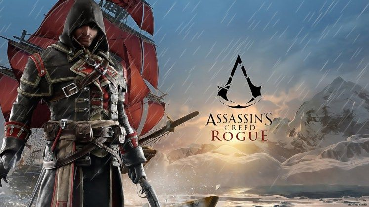 Assassin S Creed Rogue Hd Wallpaper Gaming Videos Wallpapers Mods
