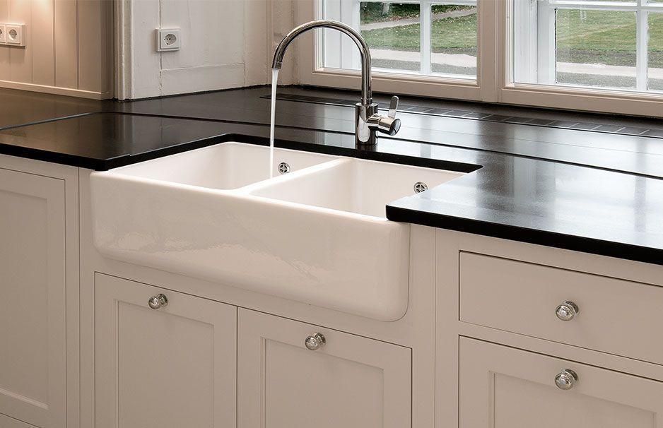 Landlord-Living | Keramik Spülbecken | online kaufen | Küche ...