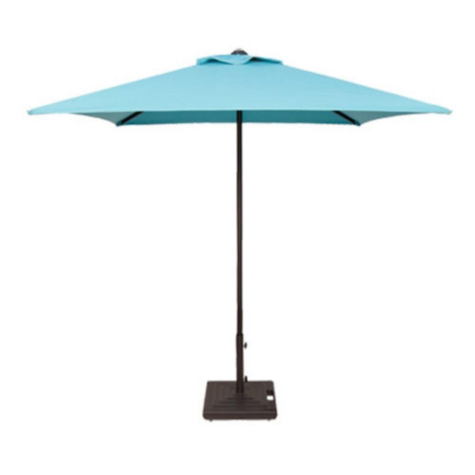 Treasure Garden 7 Ft O Bravia Square Commercial Patio Umbrella