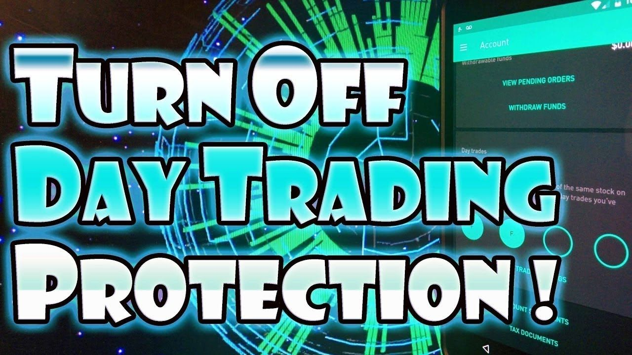 Bypass Robinhood Pdt Pattern Day Trader Day Trader Day Trading Day