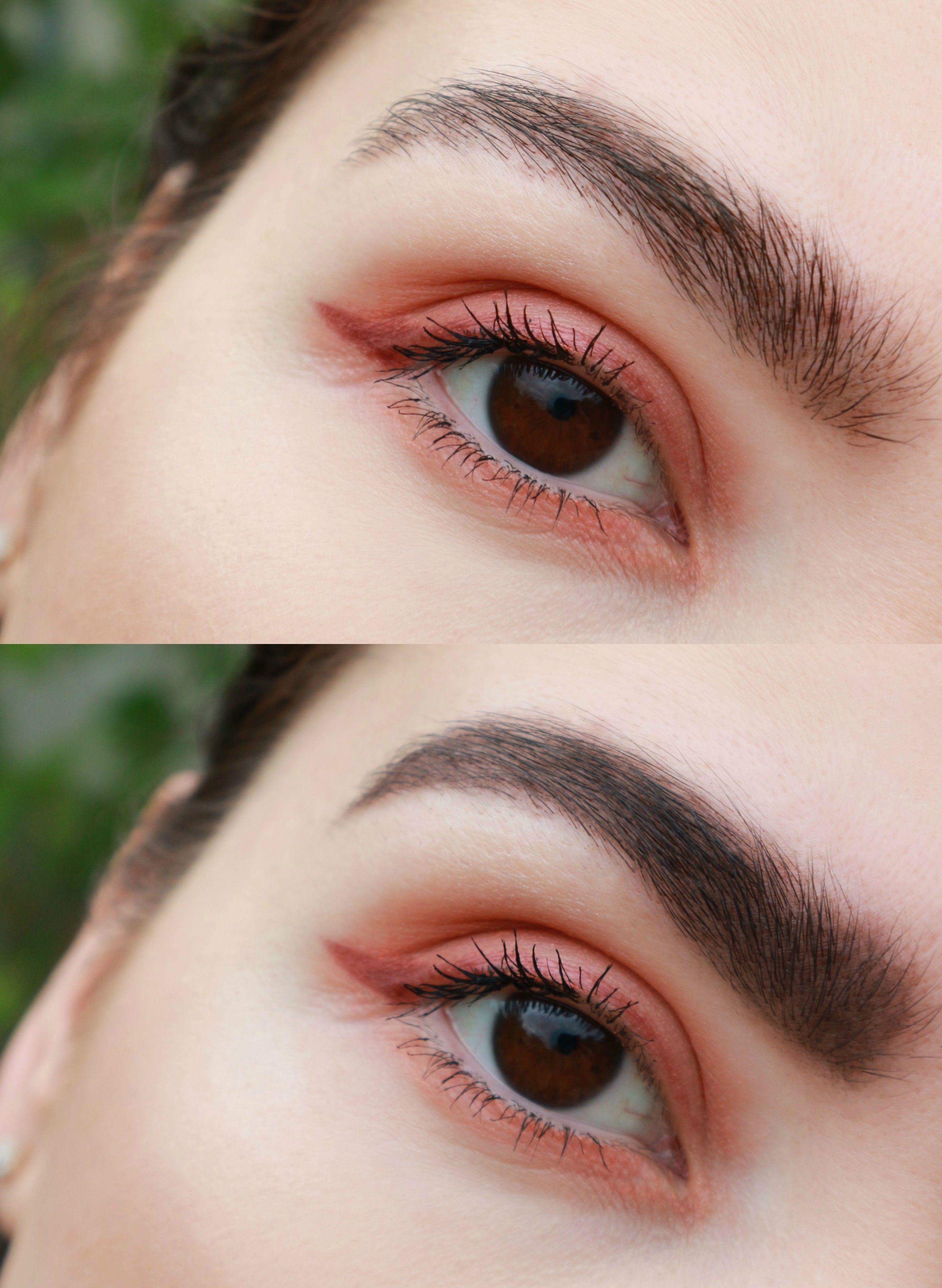 34ef1d4bc70 L'Oréal Paris paradise extatic brow pomade before ´n after #browsonfleek  #brows #browartist #lorealmakeup #lorealparis #loreal #makeup  #lorealparisde ...