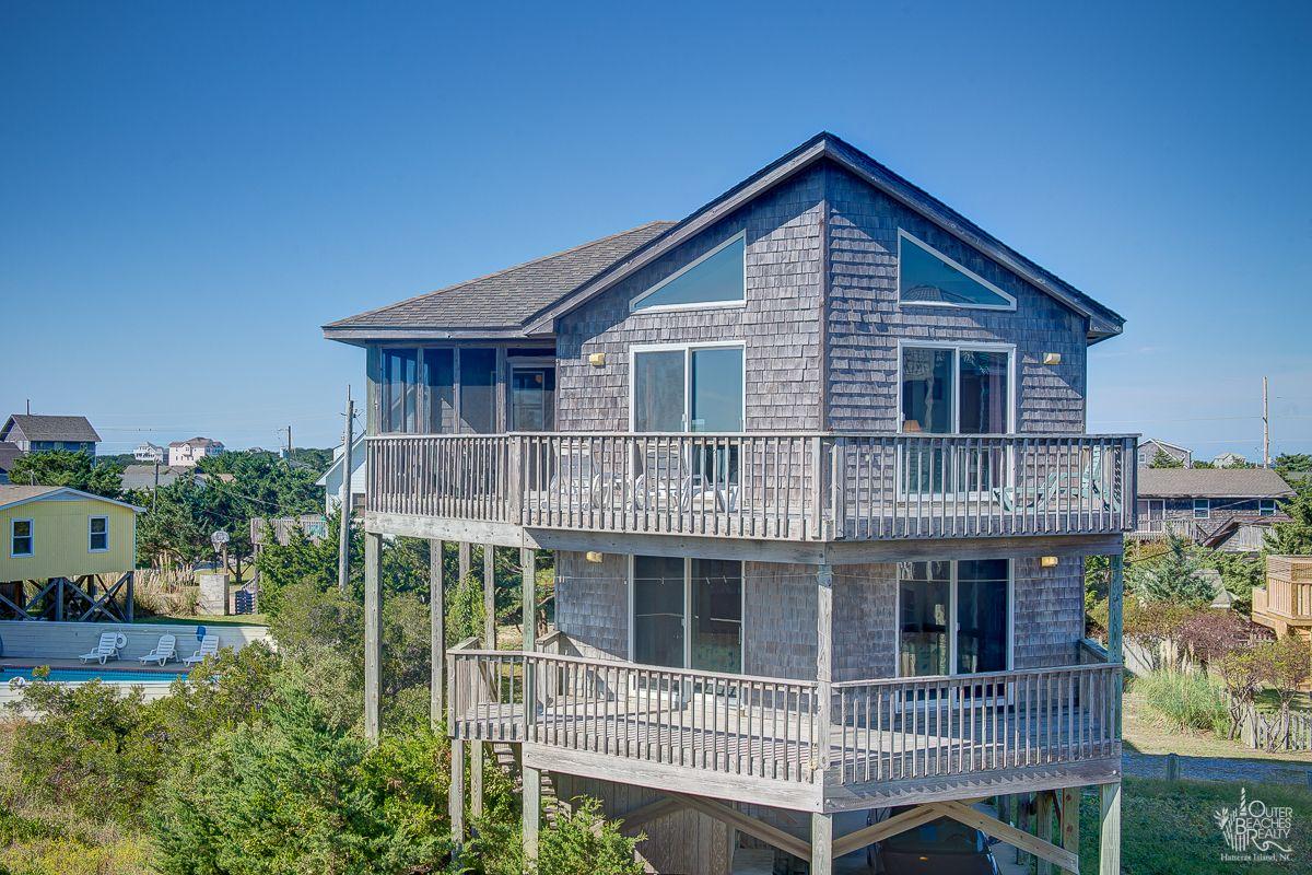 Admirable Ocean Haus 371 Avon Vacation Rentals Hatteras Island Interior Design Ideas Pimpapslepicentreinfo