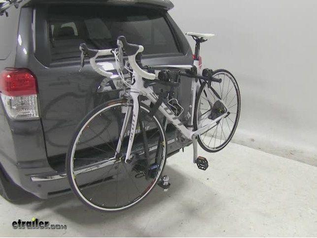 Advantage Sportsrack V Rack 2 Bike Rack For 2 Ball Mounts