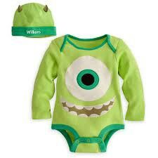 Baby Mike Outfit