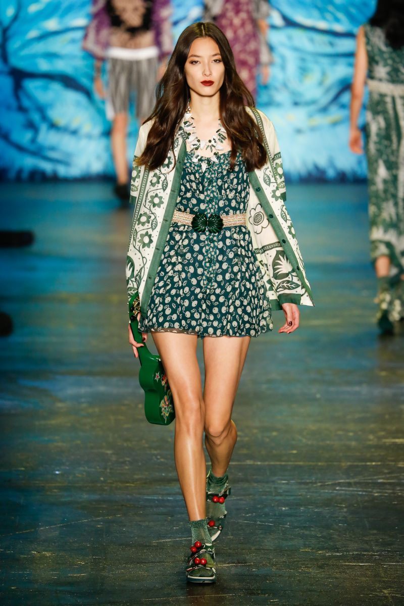 Anna Sui Fashion, How to wear, Ready to wear