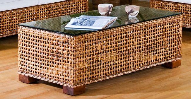 Seagrass Coffee Table Rectangular