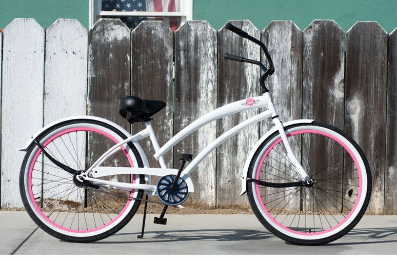 Skullxbones Women S Beach Cruiser Old Skool Bicycle Custom Cruisers For Women Beach Cruiser Beach Cruiser Bicycle Bicycle