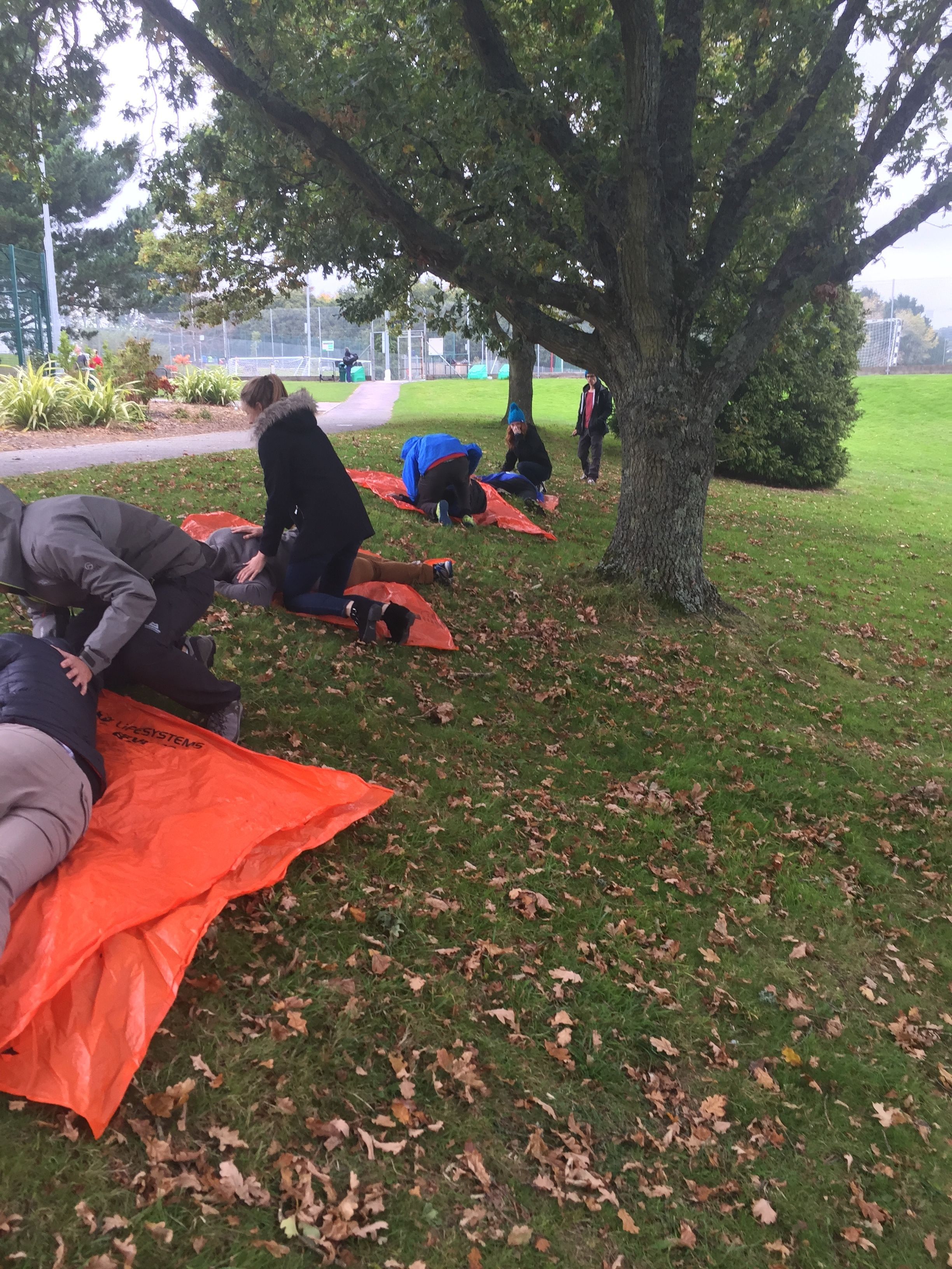 ITC 16 hr Outdoor First Aid Course 21st 22nd September 2016 Bristol