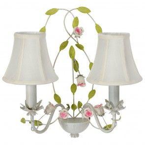 Schmetterling Weiß Kinderzimmerlampe Deckenleuchte Kronleuchter MINI MOTYL V