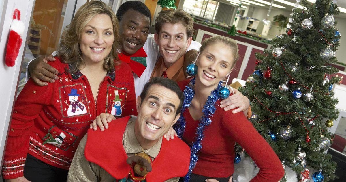 Juegos Divertidos De Navidad Para Jugar En La Oficina Christmas