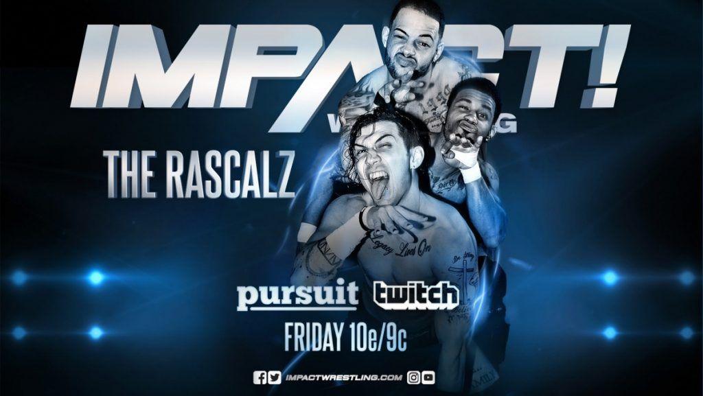Rascalz - IMPACT Wrestling   Global force wrestling, Wrestling, Wwf