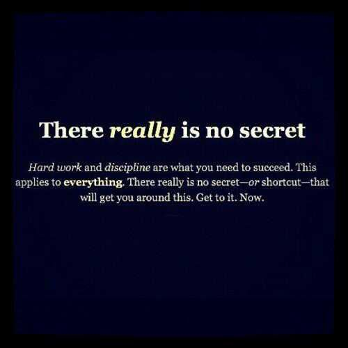 Delicieux There Is Really No Secret Quotes Quote Fitness Workout Motivation Exercise  Motivate Workout Motivation Exercise Motivation Fitness Quote Fitness Quotes  ...