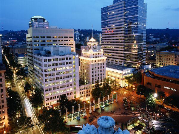 Portland Oregon Best Places To Retire Oregon Travel Oregon