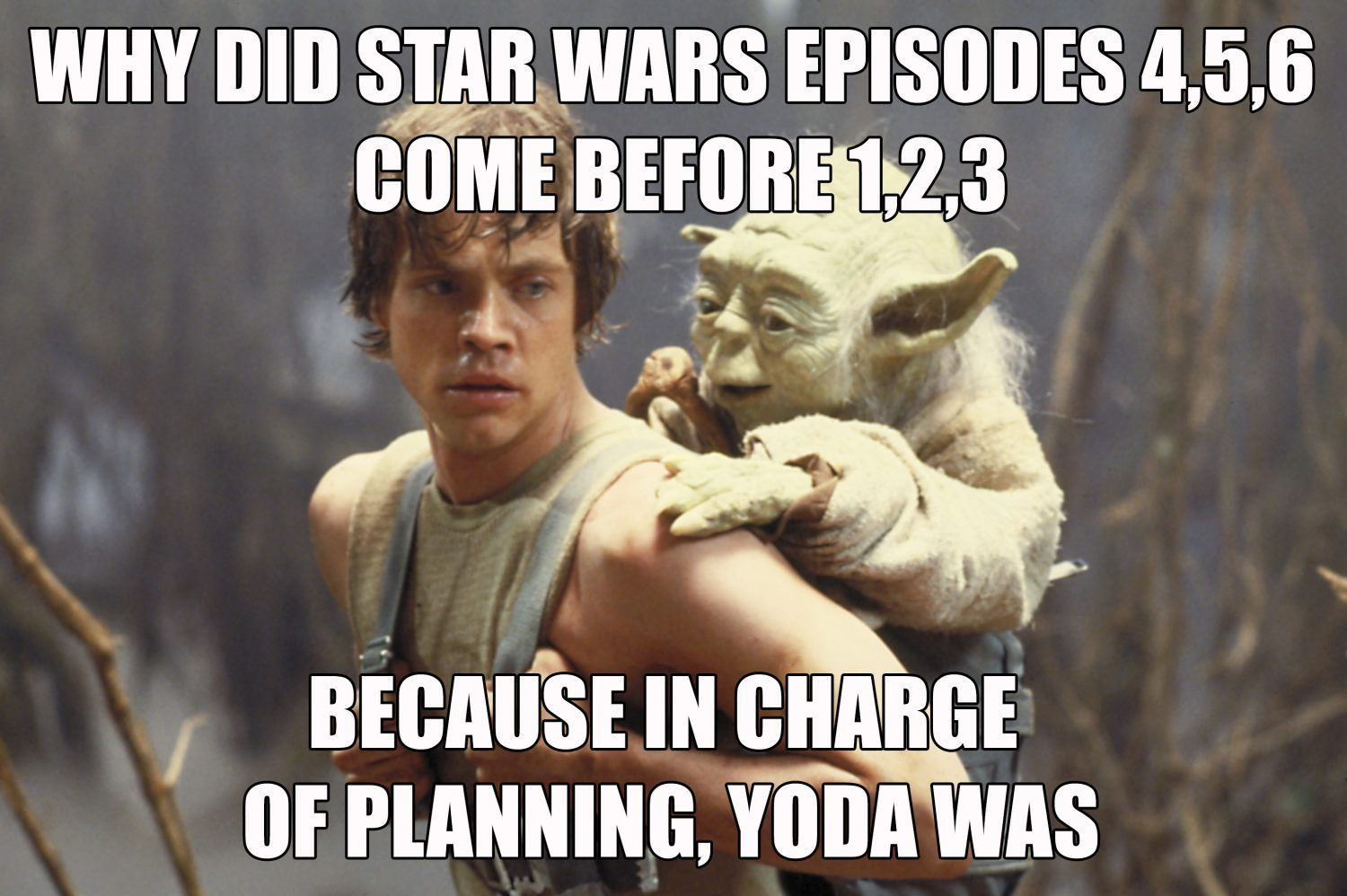 40 Great Star Wars Memes To Get You Ready For The Last Jedi Star Wars Episode 4 Star Wars Humor Star Wars Memes