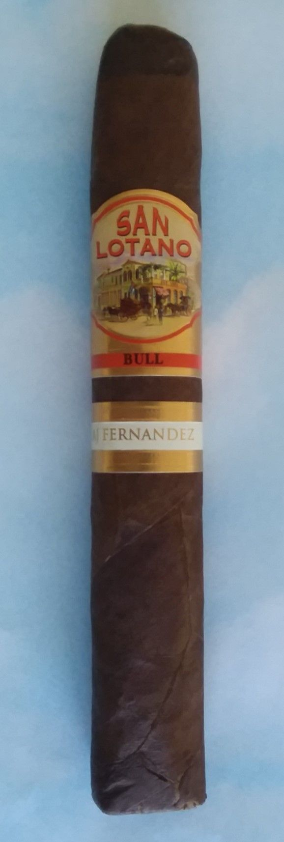 San Lotano Bull Cigar