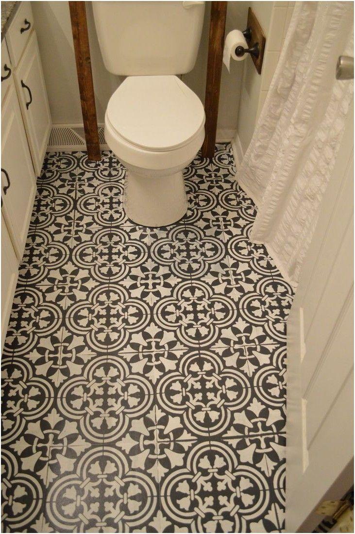 Fresh Linoleum Flooring In Bathroom Dengan Gambar