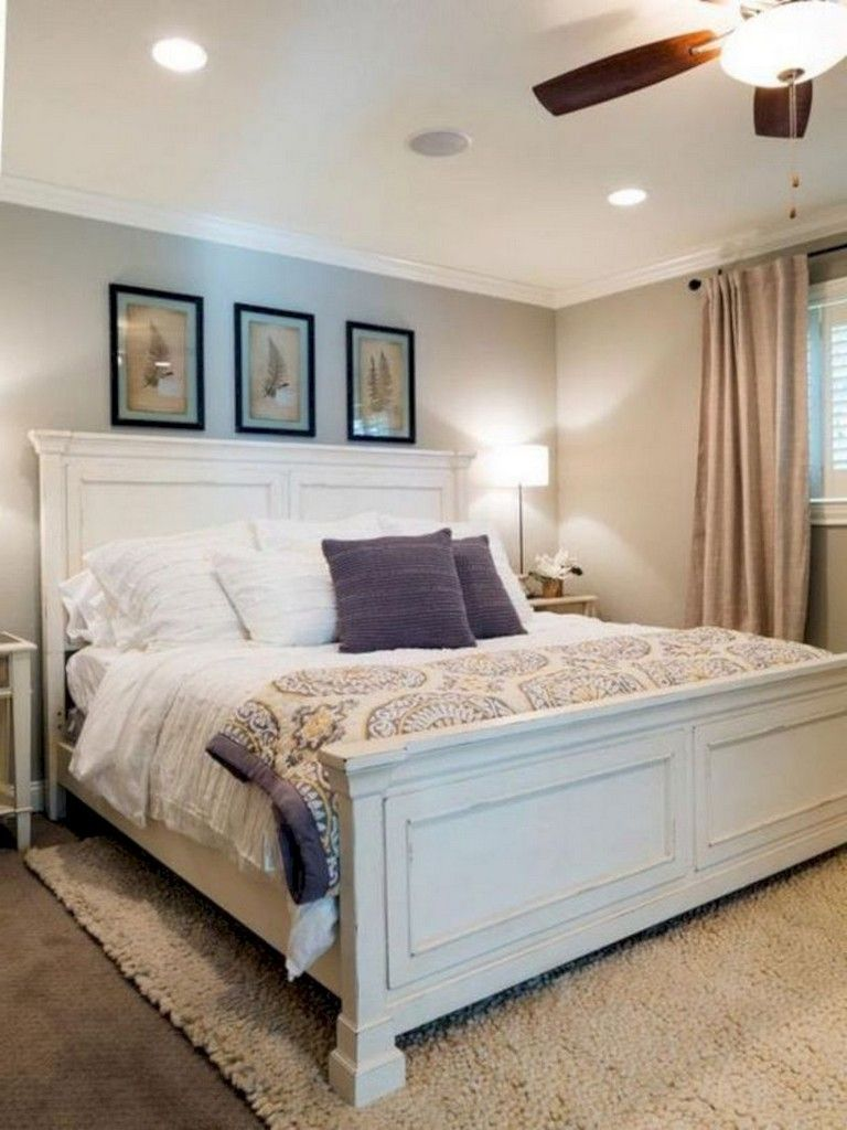 50 Wonderful Small Bedroom Ideas For Couples | Small ...
