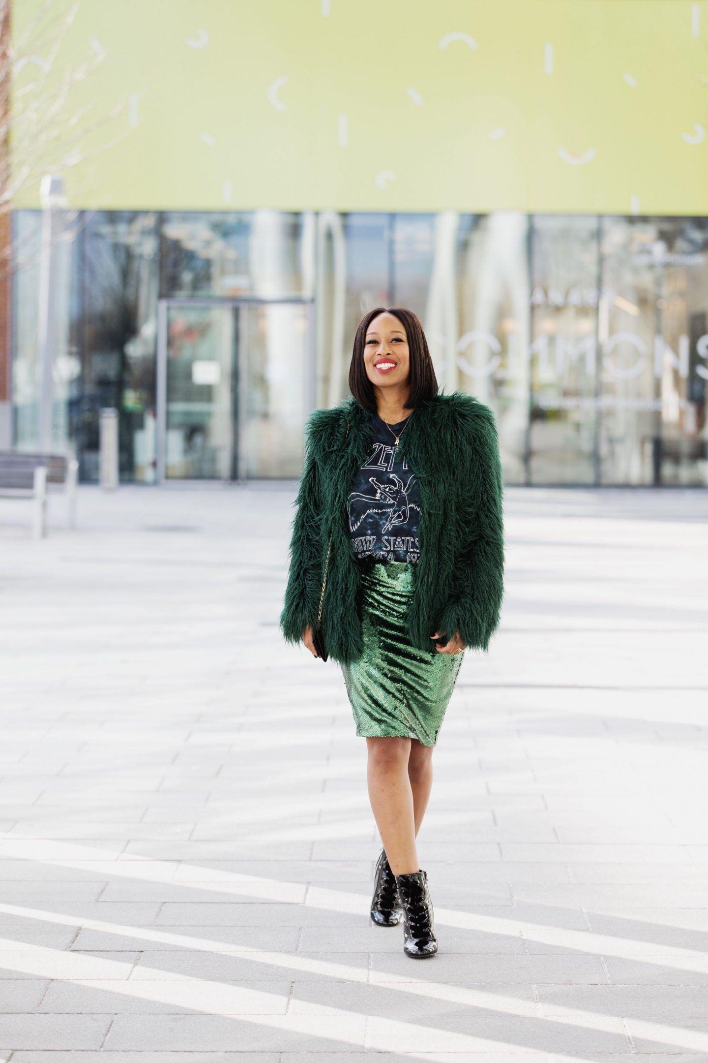 Buy How to sequin wear skirt in winter pictures trends