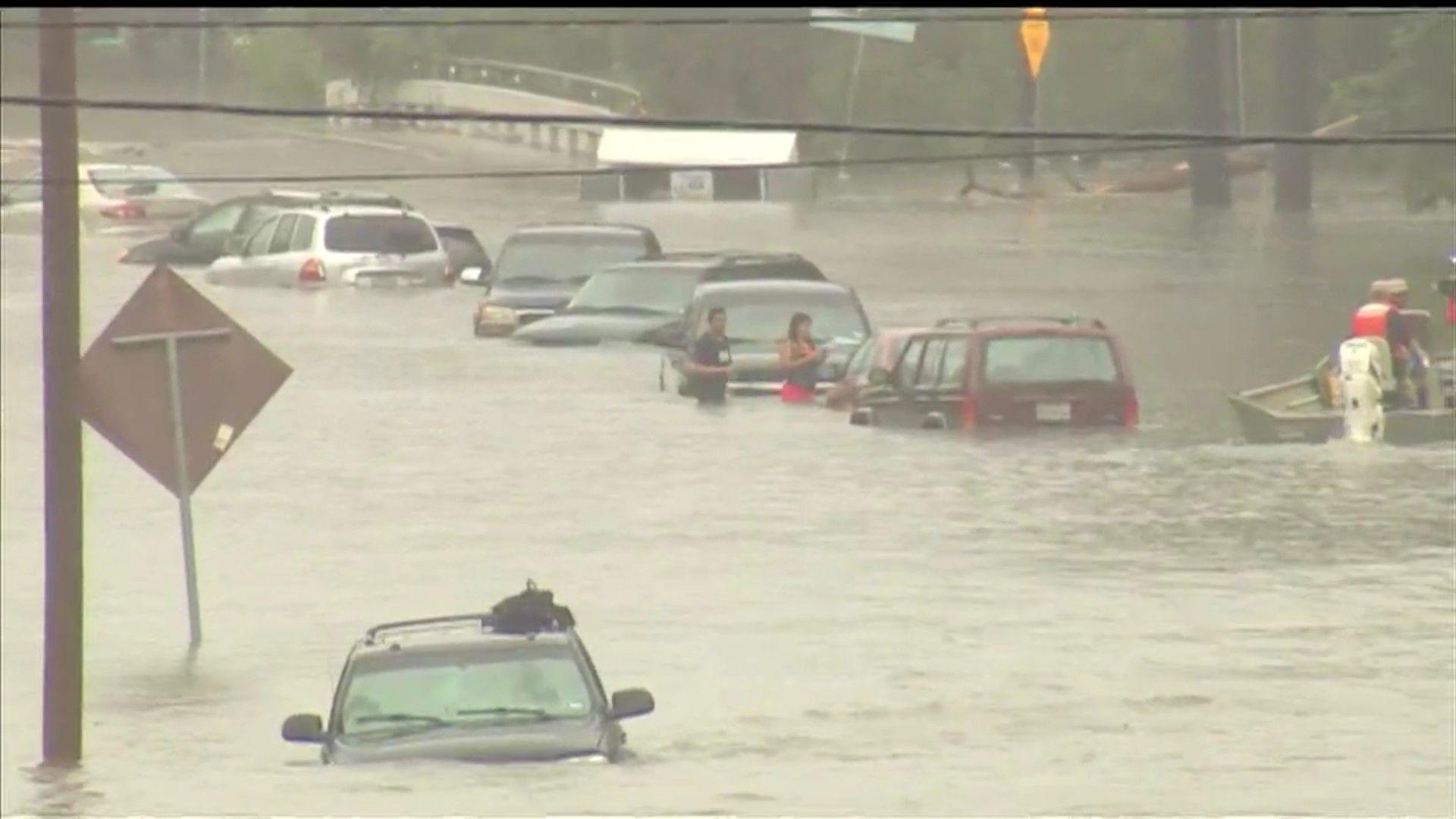 Flooding from Hurricane Harvey 2017 Flood, Stuff to do
