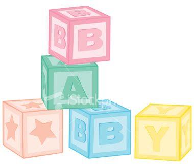 blocks clip art baby blocks clipart item 3 vector magz free rh pinterest co uk baby girl blocks clipart baby building blocks clipart