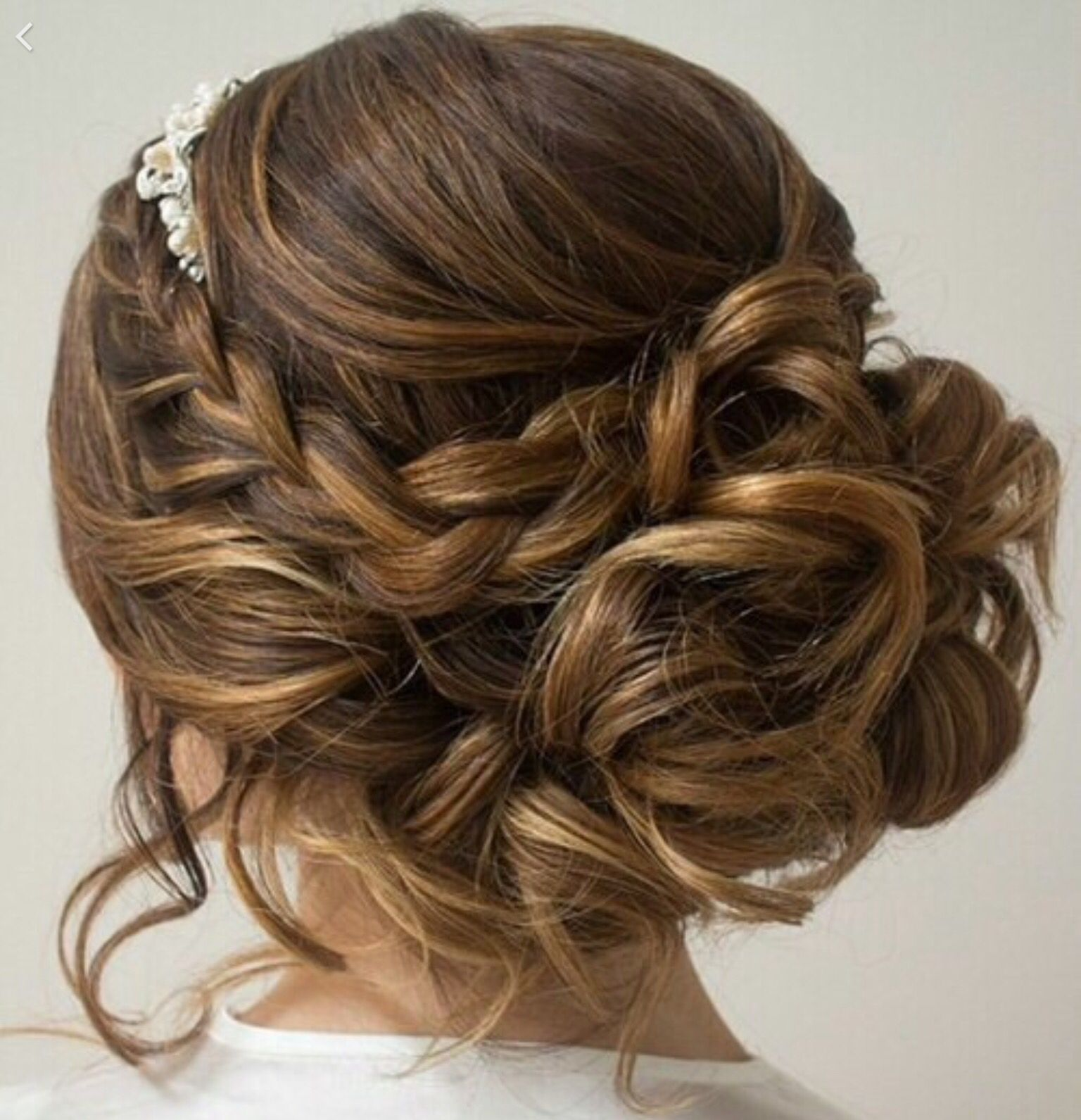 Hairstyles For A Quinceanera Pin By Maddie Ford On Graduation Pinterest Hair
