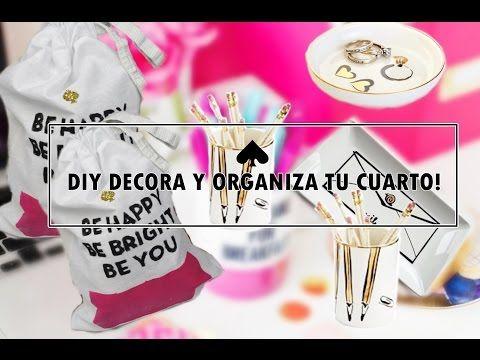 Ideas para decorar tu cuarto ¡Renueva tu habitación! Renovando