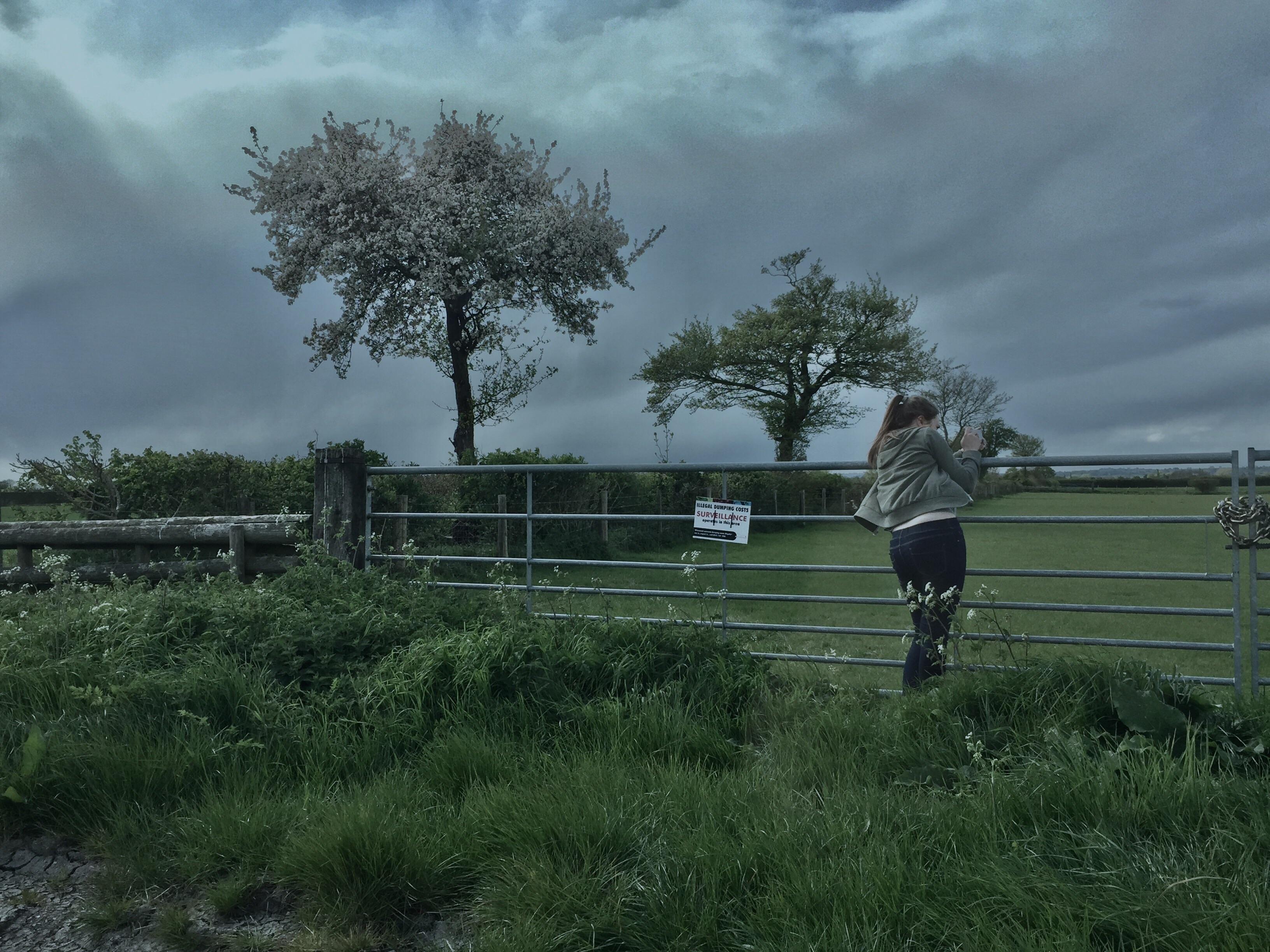 Cloudy Kimblewick. Buckinghamshire England.