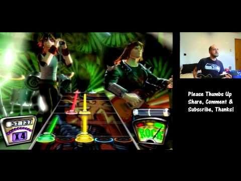 Guitar Hero 2 II Expert Them Bones by Alice In Chains AIC