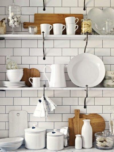 The White Company AW 12 Kitchen