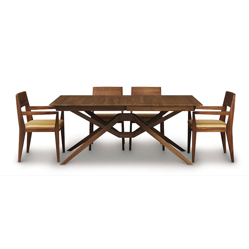 Exeter Walnut Extension Dining Table Copeland Dining Furniture Cool Dining Room Tables With Extensions