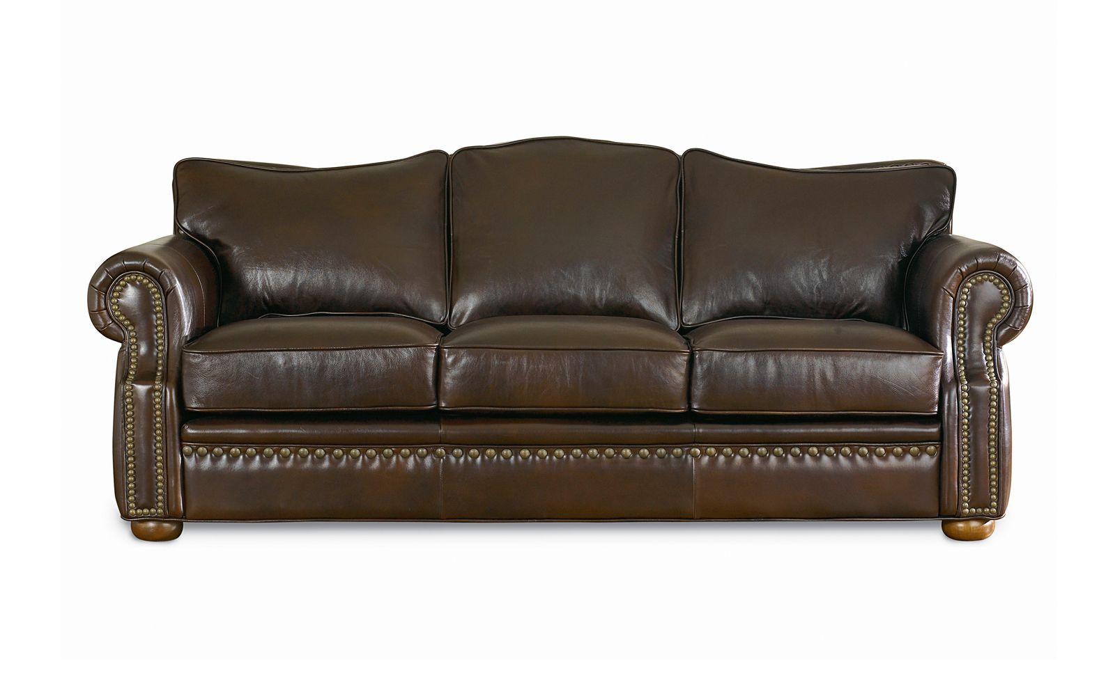 Sofa Custom American Made Leather