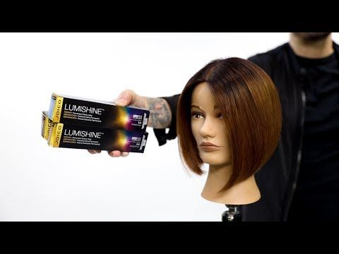 Shadow Root Color Melt Hair Color Technique   MATT BECK VLOG 108 ...
