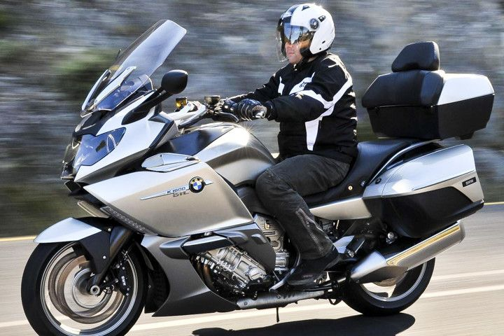 all dressed up and ready to ride: touring motorcycles for long