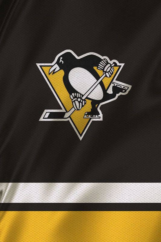 Pittsburgh Penguins Art Print by Joe Hamilton in 2021 ...