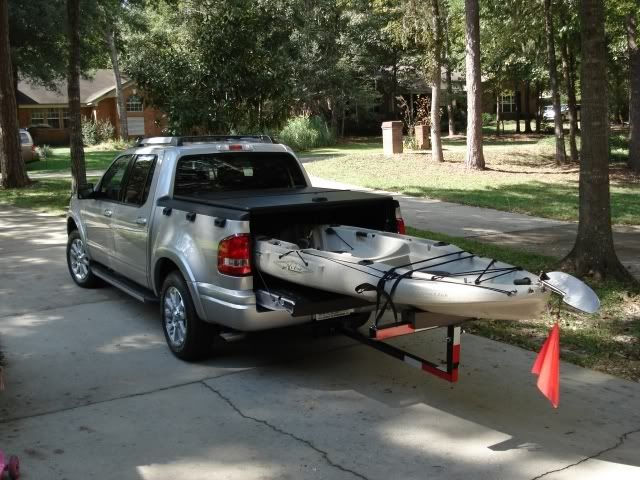 Tacoma Back Pages >> Truck Bed Extender Question - Kayakfishingstuff.com Kayak Fishing Community Forums   Boogity ...