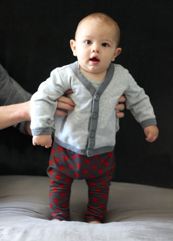 Free Sewing Patterns! Baby Leggings and Shorts | Nähen baby ...
