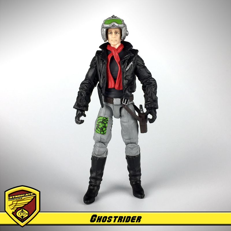 Ghostrider :: G.I. Joe Cobra Custom