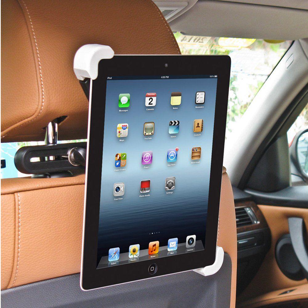 BESTEK Car Headrest Mount Holder Car Tablet Holder for iPad/iPad Air ...