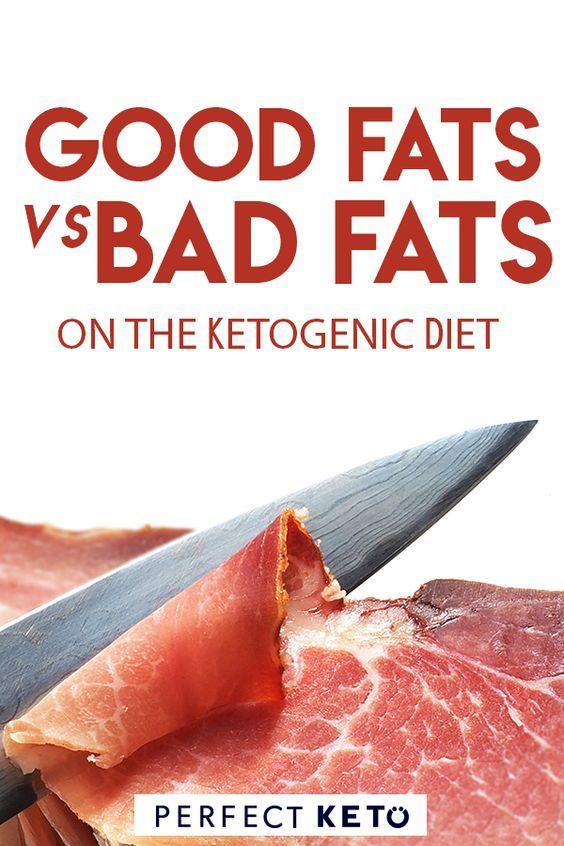 Photo of Gute Fette gegen schlechte Fette auf der ketogenen Diät – vollkommenes Keto