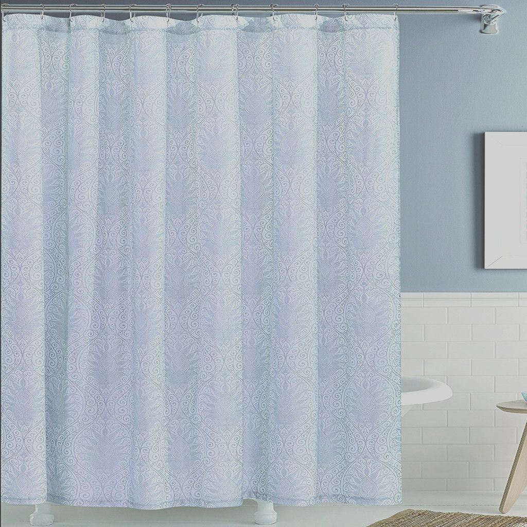 Unique Mauve Shower Curtain Dengan Gambar