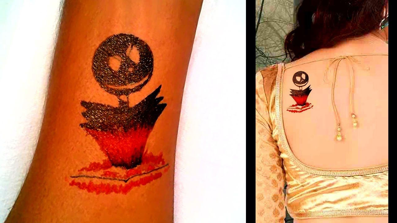 Photo of How To Made nightmare before Christmas Tattoo temporary tattoo art – New Tattoos