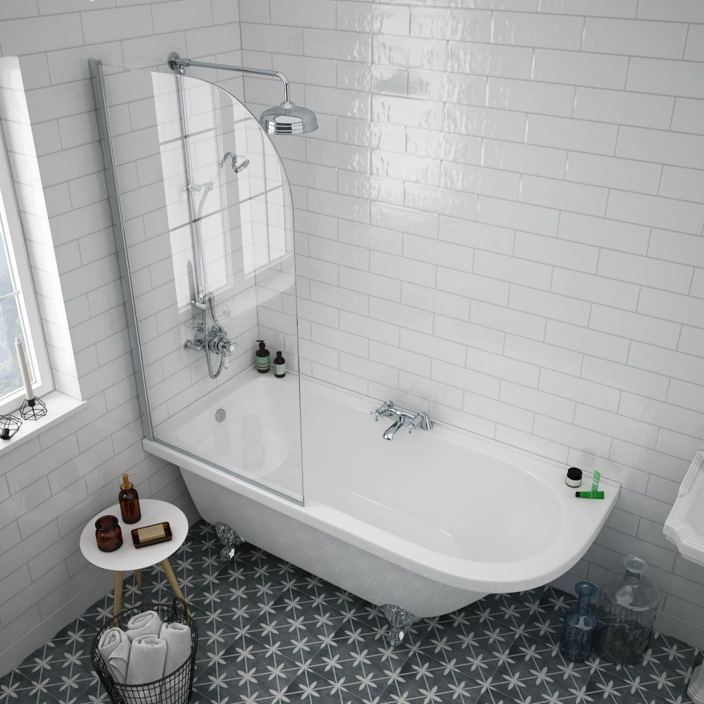 Related image house refurb pinterest chrome bath and clawfoot