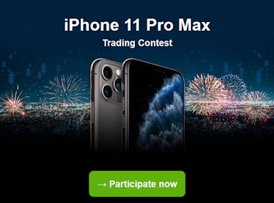 احصل الان على فرصه ربح Iphone 11 Pro Max مجانا مع مسابقة Justforex Samsung Galaxy Phone Iphone 11 Galaxy Phone