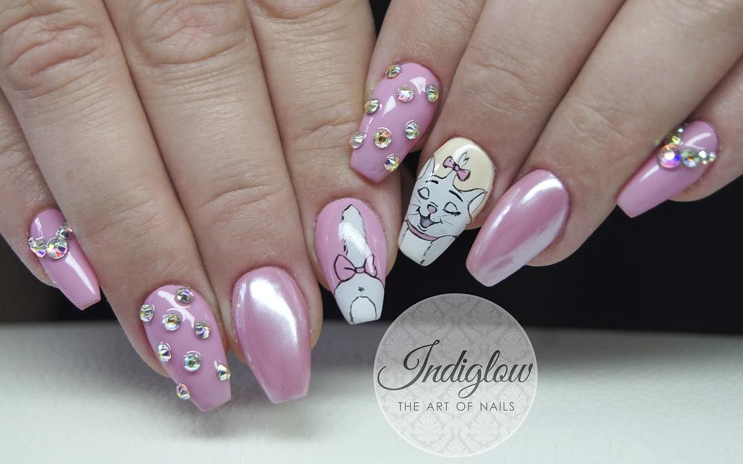 Indiglow Nails Sheffield Indiglownails Instagram Photos And Videos Nail Art Nails Photo And Video