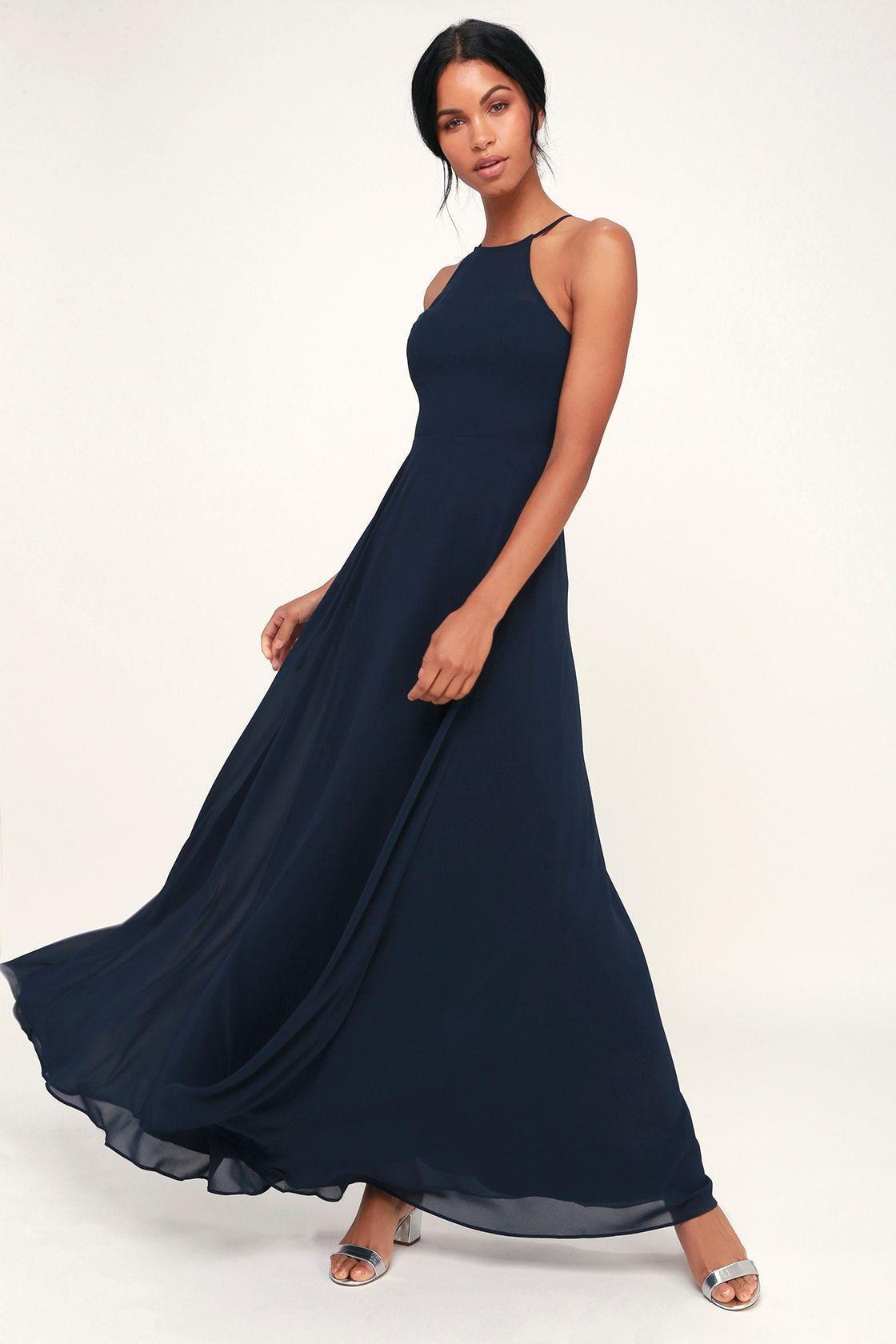 Glam Navy Blue Maxi Dress Sweetheart Maxi Dress Blue Gown Navy Blue Maxi Dress Maxi Dress Blue Maxi Dress [ 1680 x 1120 Pixel ]